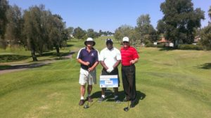 Action Track Chair Golf Challenge