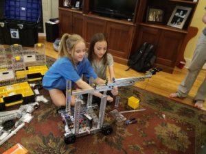 Omni2Max sponsors Nerdettes Robotics Team