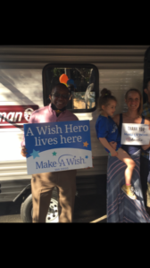 Omni2Max, Inc. supports the Make-A-Wish foundation